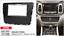 Car Stereo Radio Fascia Panel Trim Kit 2 Din Frame for SSANG YONG Rexton  11-789