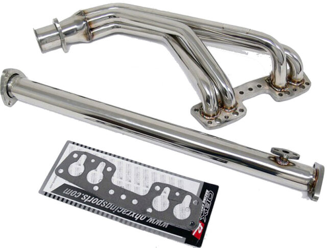 OBX Header Manifold for 1984 to 1989 Toyota 4runner 2 2l 2 4l 22r 22r-e 5  Speed