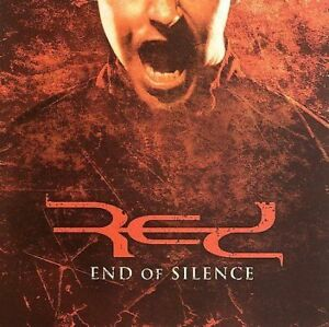 End-of-Silence-by-RED-CD-Jun-2006-Sony-BMG