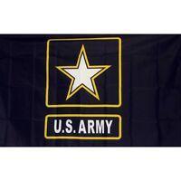 NEOPlex Economy 3' 5' Military Flag - Army Of One Star (NEOPlex) (F1032) Garden