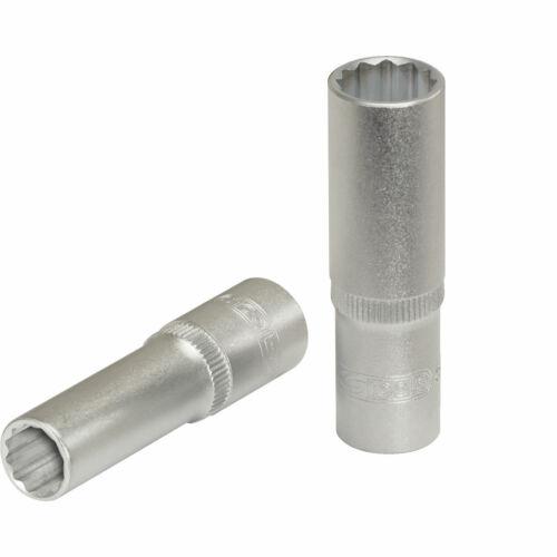 "Lang 917.3856 KS Tools 3//8/"" 12-Kant-Douille 9 mm"