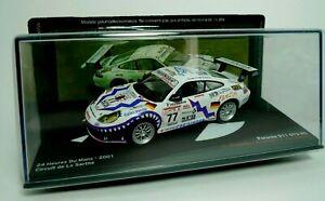PORCHE-911-GT3-RS-Le-Mans-2001-IXO-ALTAYA-1-43
