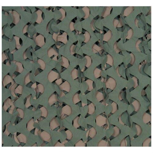 Large Camo net for Pigeon Aveugle Hide dans Leaf Cut Camouflage Cover 3d Scrim