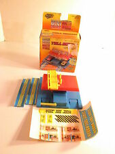 Road Champs Toll Booth Mini Monster wheels Micro Machines NEW IN BOX RARE 1988
