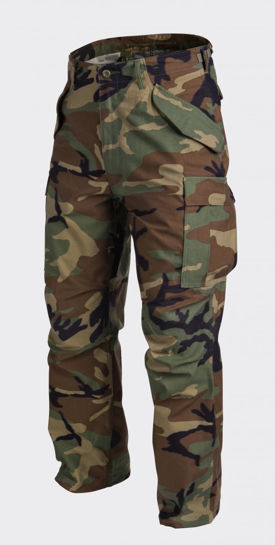 Helikon woodland Tex US M65 Hose Army Feldhose pants woodland Helikon camouflage SL Small Long c5bdda