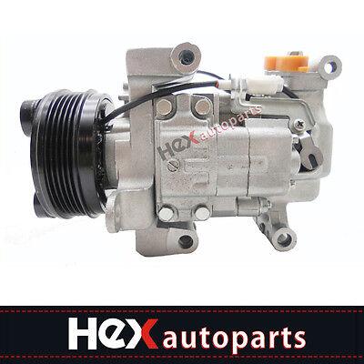 New A//C AC Compressor Clutch Assembly Repair For 2006-2010 Mazda 3 5 2.0L 2.3L