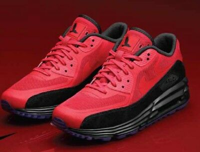WMNS Nike Air Max 90 Red Rose Jessie J Limited Edition UK 5
