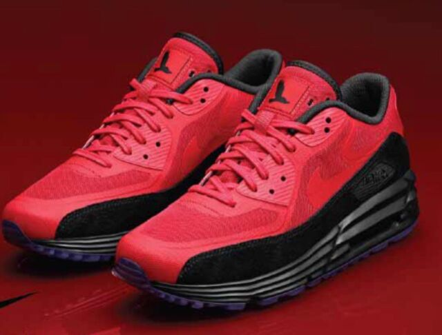 release date: 9bdf1 da002 WMNS Nike Air Max 90 Red Rose Jessie J Limited Edition UK 5 - for sale  online   eBay