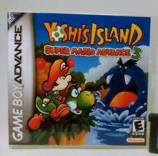 Yoshi's Island Super Mario Advance 3 Complete CIB