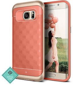buy online f5a28 146b7 Details about For Samsung Galaxy S7 Edge Case Caseology® [PARALLAX]  Protective Slim Cover