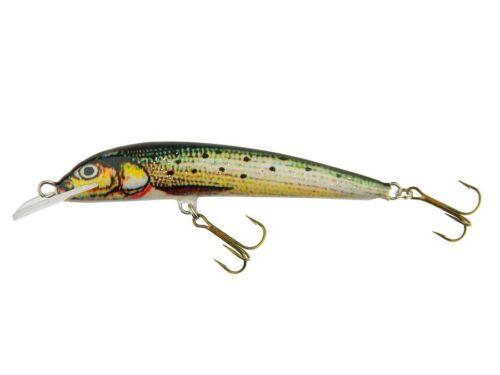 Krakusek Nr1 MORE THAN 20 COLORS 9,5cm 7g floating handmade lure for trout