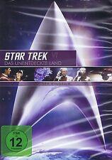 DVD NEU/OVP - Star Trek VI (6) - Das unentdeckte Land - Der Kinofilm