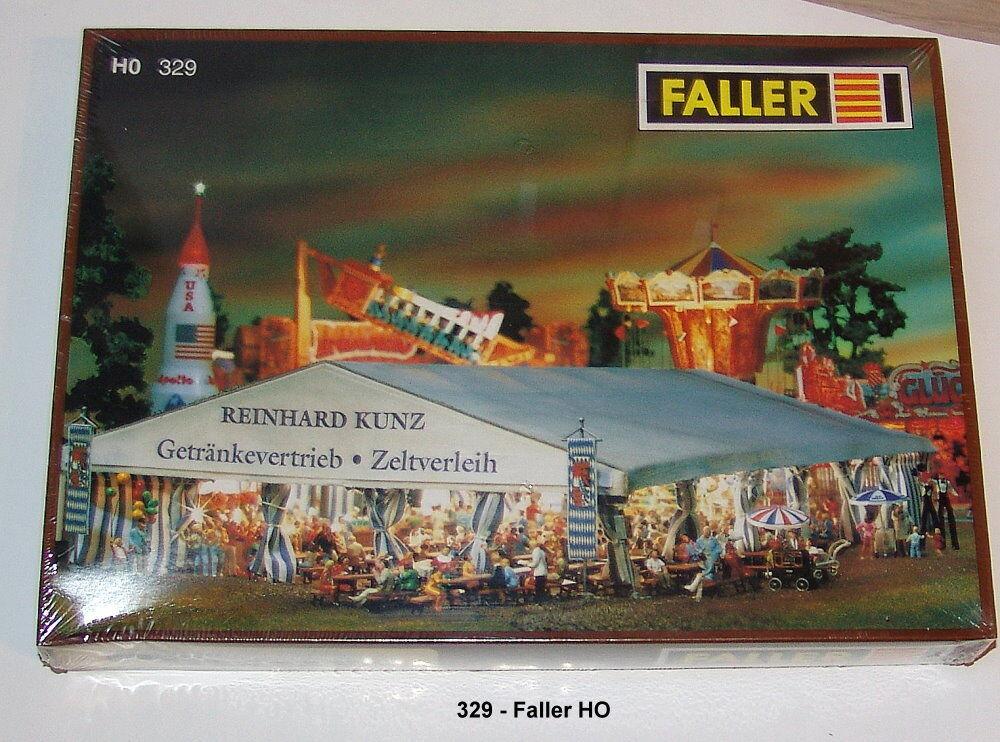 Faller 329-Cochepa para fiestas con diseño de interiores-nuevo embalaje original