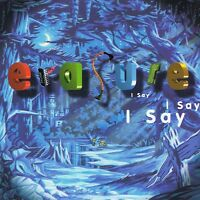 Erasure - I Say,I Say,I Say CD NEU Man In The Moon - Always - Blues Away