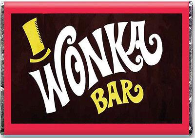 image regarding Wonka Bar Printable identify A4 ** Icing Sheet ** Willy Wonka Bar Edible Charlie And The Chocolate Manufacturing unit 7625759003855 eBay