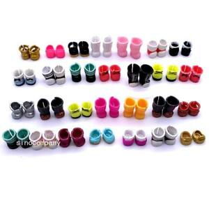 Lot-5-pairs-of-shoes-LOL-Surprise-dolls-Replacement-Outfit-accessory-no-repeat