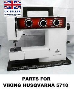 Original Viking Husqvarna model 5710 Sewing Machine Replacement Repair Parts