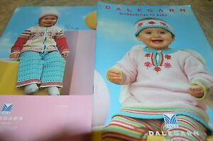 Dale-Knitting-Pattern-Book-155-Baby-Designs