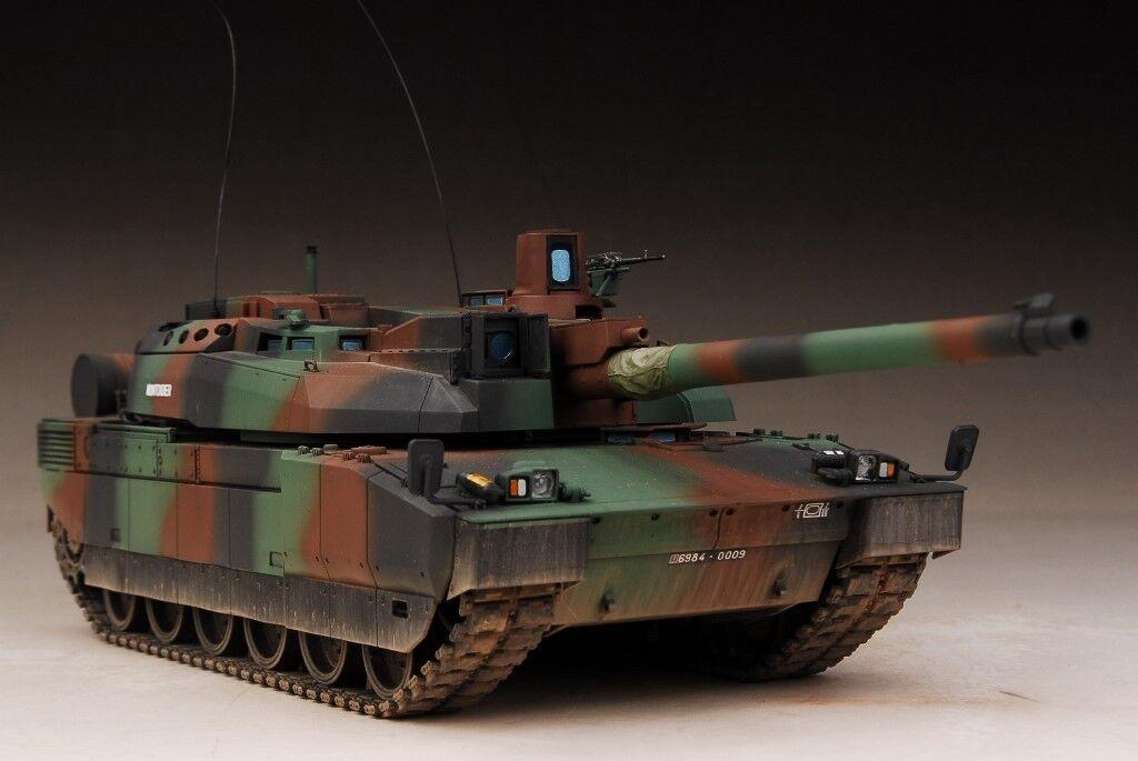 Award Winner Built Built Built Tamiya 1 35 Leclerc Series 2 Main Battle Tank +Metal dbc2dc