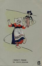 POSTCARD  COMIC  Children  Dutch  Kids  Fancy  Free