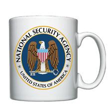 NSA - National Security Agancy - Personalised Mug / Cup