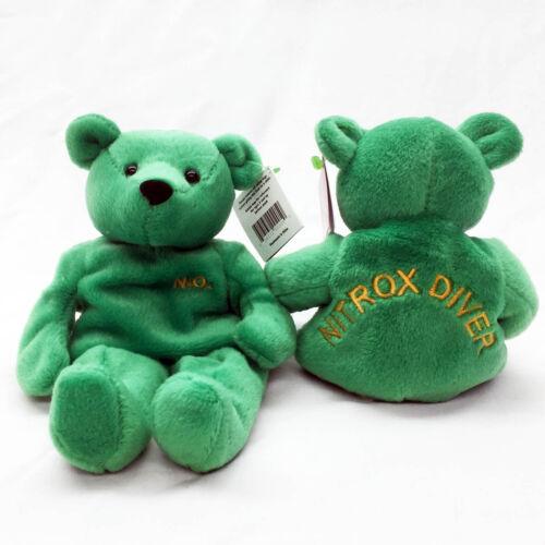 SALVINO'S CUSTOM COLLECTION SCUBA DIVE BEANIE BEAR Makes a Great Scuba Gift !!