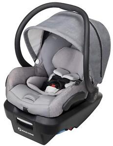 Maxi-Cosi Mico Max 30 Air Protect Infant Baby Car Seat w// Base Nomad Sand NEW