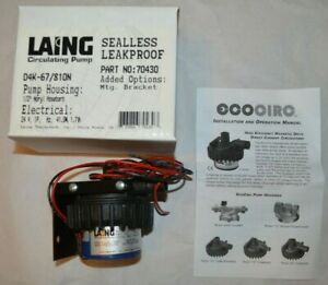 Laing-ECOCIRC-Circulating-Pump-D4K-67-810N