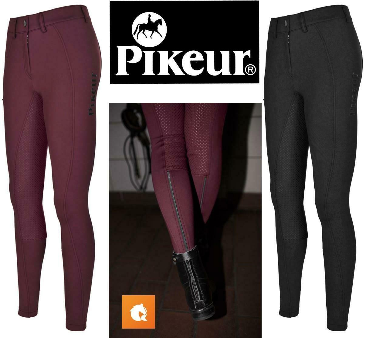 Pikeur Ine Grip Volledige Stoten Stretch Breeches