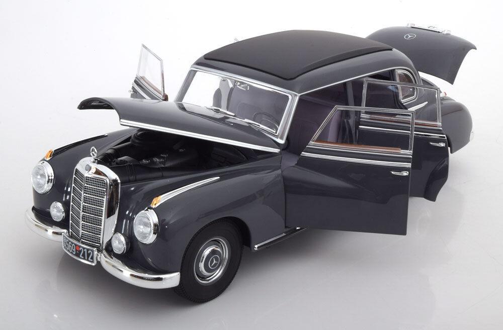 Norev 1955 Mercedes Benz 300 Gris Couleur Couleur Couleur en 1/18 Echelle Nouvelle Version | Vente En Ligne  ac6eb7