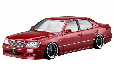 Aoshima 23 Toyota Auto Couture UCF21 Celsior 1997 1//24 Scale