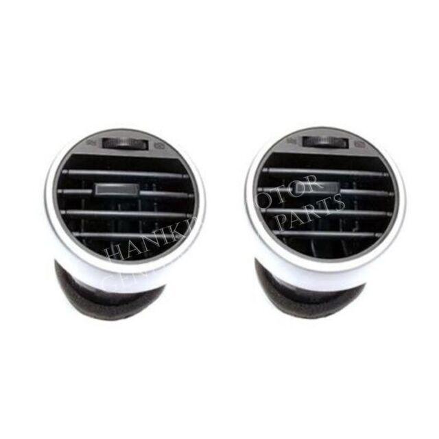 Center Air Outlet Vent Duct nozzle x 2P OEM Parts for 2003-2006 Tiburon