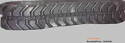 Gummikette Baggerkette Minibagger 230x72x43 für Yanmar Atlas IHI Neuson Takeuchi