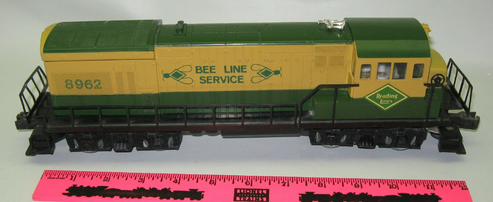 Lionel 8962 Reading Lines Diesel Engine