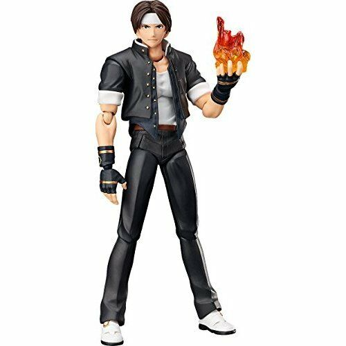 Freeing the King of Fighters'98 Ultimate coincidencia  Kyo Kusanagi Figma