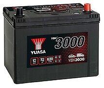 Yuasa YBX3030 Standard Battery