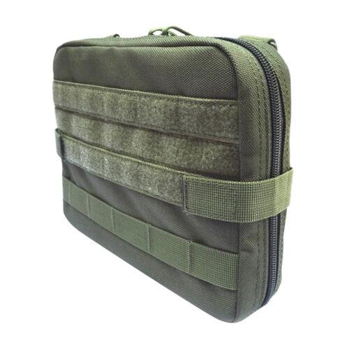 Molle Beutel Pouch Rucksack Zusätzlicher Packsack Stausack Zusatztaschen