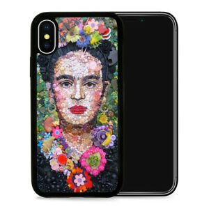 Details about Frida Kahlo Art - Protective Phone Case Cover fits iPhone 5 6 7 8 X 11 Pro Max