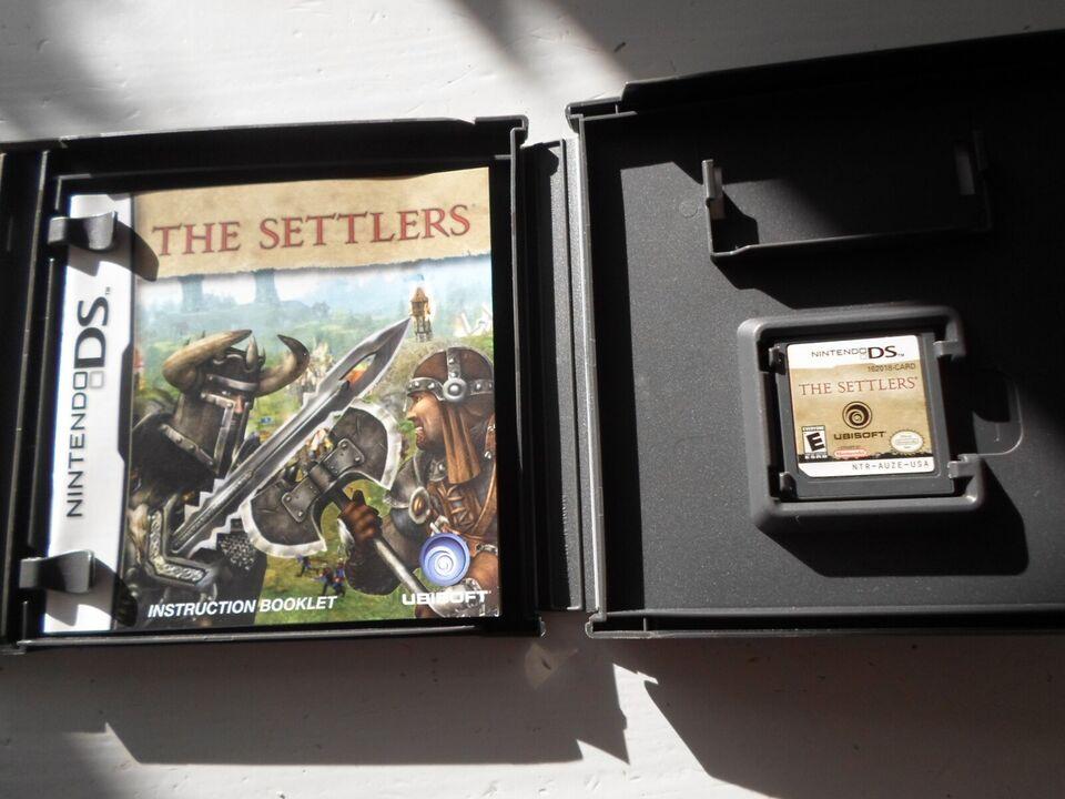 Settlers (Nintendo DS, 2007), Nintendo DS
