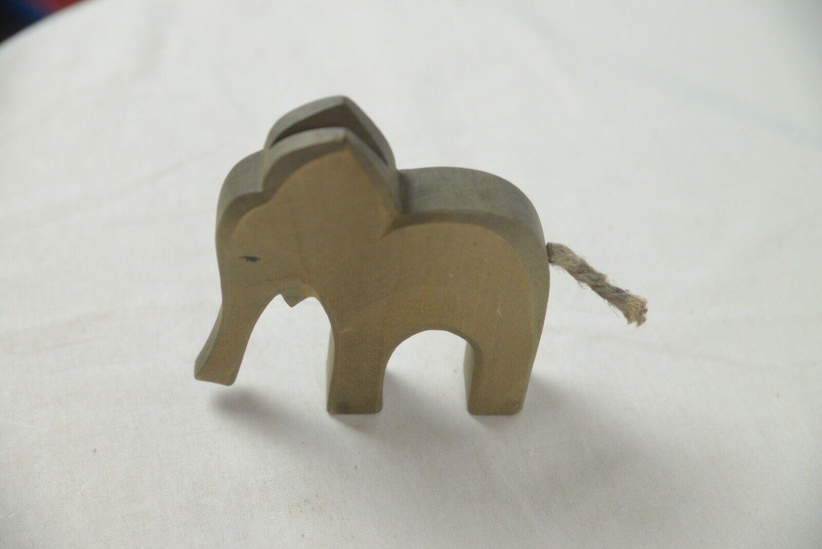 NEU NEU NEU & UNBESPIELT Ostheimer RARITÄT nicht mehr erhältlich Elefant groß Waldorf 5d0f90