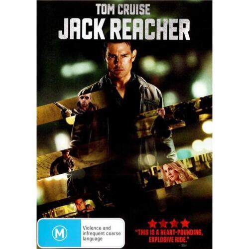 1 of 1 - JACK REACHER 1 : NEW DVD