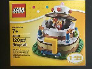 Image Is Loading LEGO New In Box 40153 Seasonal Set Birthday