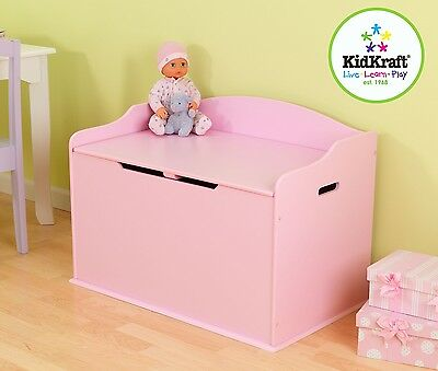 Austin Toy Storage Bench | Toy storage