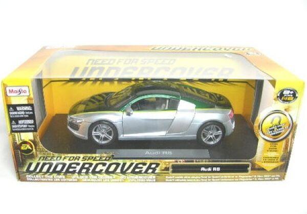 Audi r8 (vert argent) argent) argent) nfs 638cbb