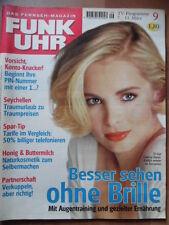 FUNK UHR 9 - 1998 TV: 7.-13.3. Corinna Drews Hartmut Engler (PUR)