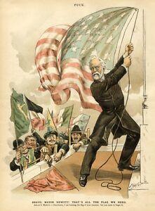 MAYOR-ABRAM-HEWITT-RAISING-THE-FLAG-MINORITIES-GERMANS-ITALIANS-SPANIARDS-FRENCH