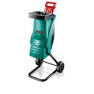 Bosch Shredder AXT 2200 (2200 Watt, 40mm Cutting Capacity, Plunger Included)