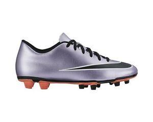 c3d7cefe614c Nike Mercurial Vortex II FG Urban Lilac Black Bright Mango White ...