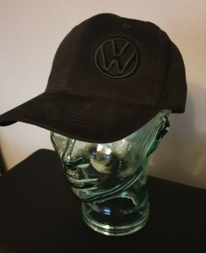 3D V W  EMBROIDERED BASEBALL CAP TRANSPORTER PRESENT GIFT DAD MENS DADS MENS