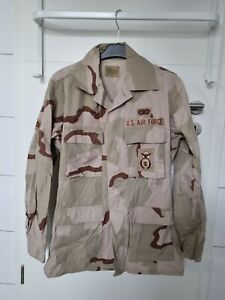 US Air Force BDU Jacke Small/long